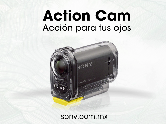 Sony Action Cam - Banner Production