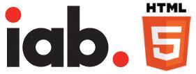 Iab standard banner
