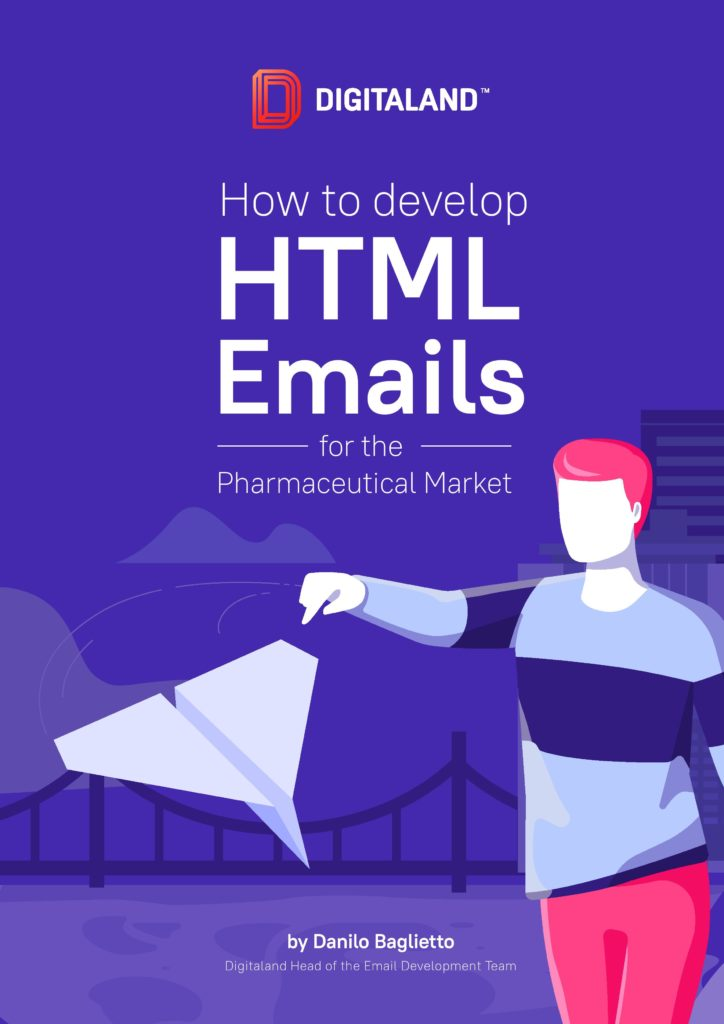 Pharmaceutical HTML email development project